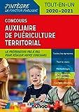 Concours Auxiliaire de puériculture territorial 2020-2021 - Tout-en-un...