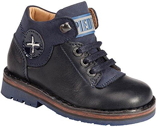 Piedro Concepts pour enfant Chaussures orthopédiques–Modèle S23071 noir foncé