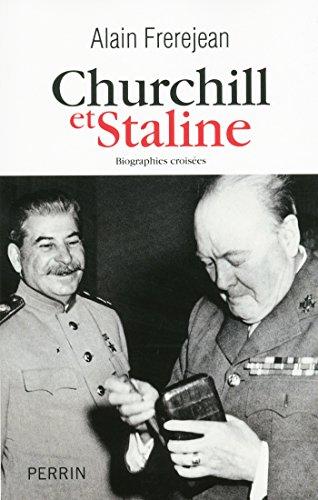 Churchill et Staline par Alain FREREJEAN
