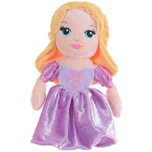 Disney Prinzessin Rapunzel 8 Zoll Plüsch Puppe (Versand aus UK)