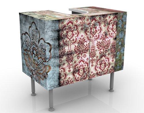 Design Waschtisch Old Patterns 60x55x35cm