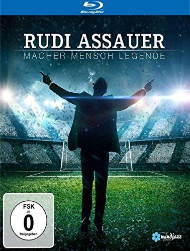 Rudi Assauer - Macher. Mensch. Legende [Blu-ray]