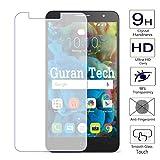 Guran Displayschutz Glasfolie für Alcatel OneTouch Pop4 (5.0 Zoll) Smartphone Hartglas Schutzfolie Film