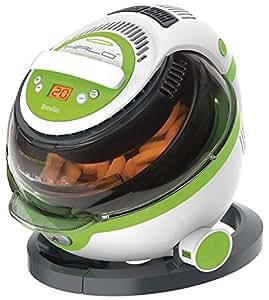 Breville VDF105 Halo Plus Health Fryer - White/Green