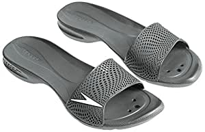 Speedo Atami II Max AF Schuhe, damen, Atami Ii Max Af, grau/weiß, Gr. 35.5 (UK 3)