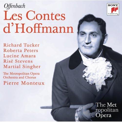 Les Contes d'Hoffmann (Highlights): Les Contes d'Hoffmann: Epilogue: Entr'acte - Voilà quelle fut l'histoire - Luther est un brave homme