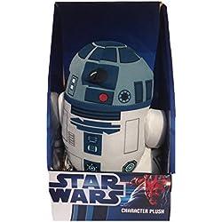 Starwars - Peluche star wars - r2 d2 robot 23 cm caja
