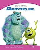 Penguin Kids 2 Monsters Inc Reader [Lingua inglese]