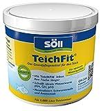 Söll 15211 TeichFit - Das Grundpflegemittel für den Gartenteich - 500 g