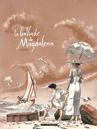 La ballade de Magdalena, Tomes 1 et 2 : Coffret 2 albums : La stratégie du poisson-flûte ; Une olive mûrit face à la mer