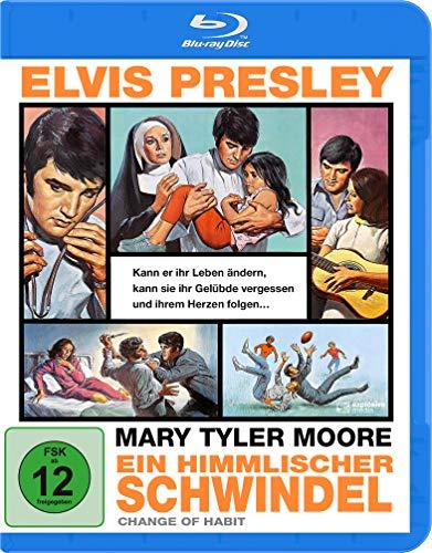 Elvis Presley: Ein Himmlischer Schwindel (Change of Habit) [Blu-ray]