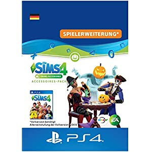 Die Sims 4 – Stuff Pack 4 | Grusel | PS4 Download Code – deutsches Konto