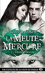 Zander Devlin: La Meute Mercure, T3