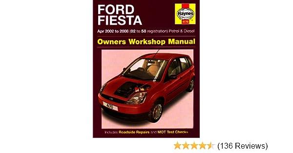 ford fiesta 2008 workshop manual pdf