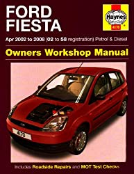 Ford Fiesta Petrol and Diesel Service and Repair Manual: 2002 to 2008