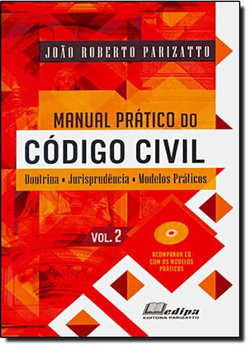 Manual Pratico Do Codigo Civil 2 Volumes (Em Portuguese do Brasil)