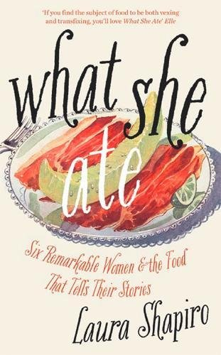 What She Ate: Six Remarkable Women and the Food That Tells Their Stories por Laura Shapiro