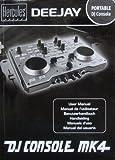 Hercules DJ CONSOLE MK4 Benutzerhandbuch
