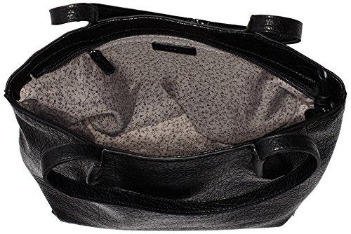 Gabor Damen LIV Shopper, 41 x 35 x 15 cm Schwarz (schwarz 60)