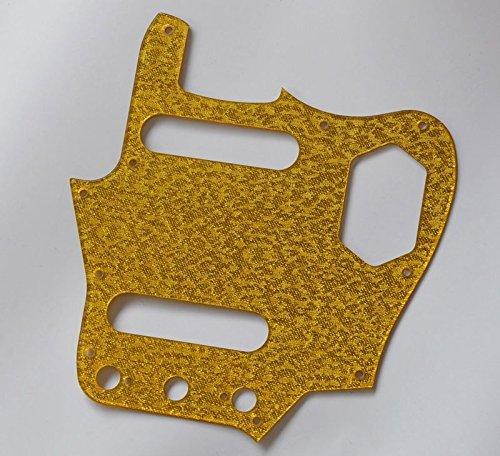 bangdan Gitarre Schlagbrett passt für USA Fender Vintage Jaguar Gitarre, 1Stück gold sparkle (Fender Guitar Bass Jaguar)