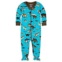 Hatley Baby Footed Coverall - Wild Dinos - 6-12 months / 69-74 cm