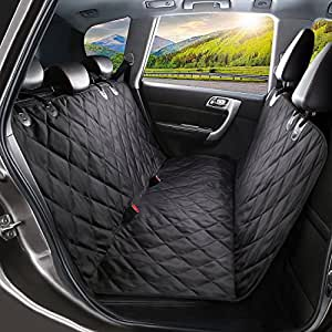 Dog Car Seat Cover, SHINE HAI Waterproof & Scratch Proof & Nonslip ...
