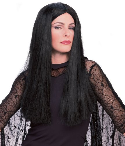 Family™) Wig - Adult Accessory (Addams Family Perücken)