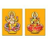 Tallenge - Lakshmi & Ganesha - Set Of 2 ...