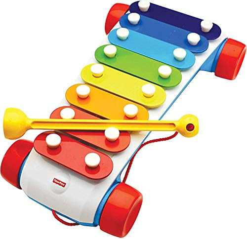 Fisher Price Classic Xylophone, Multi Color