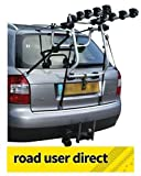 Peruzzo Venezia - 4 Bike Rear Mount Car Cycle Rack / Carrier