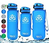 MIGHTY PEAKS Tritan Sport-Trinkflasche 1.5 Liter | BPA frei | 1500ml 1 5 Liter 1,5 Liter |...