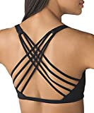 Queenie Ke Womens Yoga Sport Bra Light Support - Best Reviews Guide
