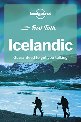 Lonely Planet Fast Talk Icelandic (Phrasebook) por Lonely Planet