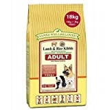 James Wellbeloved Adult Lamb & Rice Kibble 15 kg + 3 kg Extra Free (Total 18 kg)