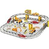 XLM Electronic Racing Rail Car Trucks Railway Set - Best Reviews Guide