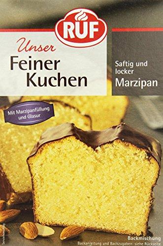 RUF Feiner Kuchen Marzipan, 4er Pack (4 x 495 g)