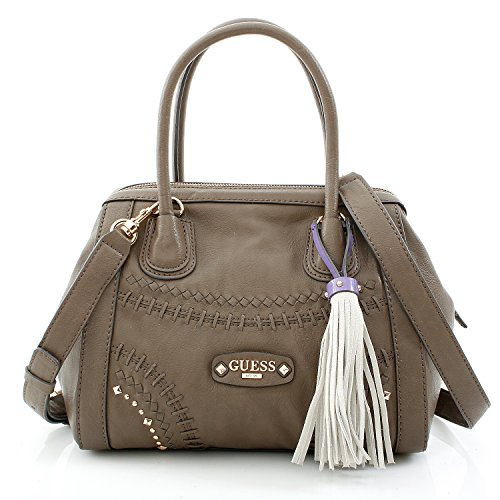 Guess Tasche - Frame Satchel - Taupe -