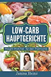 Low-Carb Hauptgerichte: Weight-Watchers für den Thermomix bei Amazon kaufen