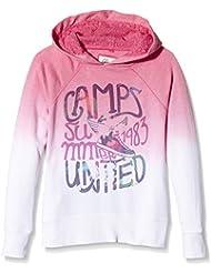 Camps J20 1205 - Sweat-shirt à capuche - Imprimé - Fille