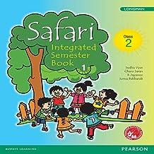 Safari CBSE Class 2, Semester Book 1