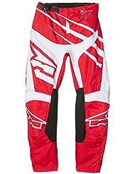 Axo Sr Junior Pantalones de ciclismo, Niños, Rojo, S