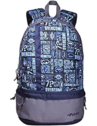 F Gear Burner P10 26 Ltrs Blue Casual Backpack (2186)