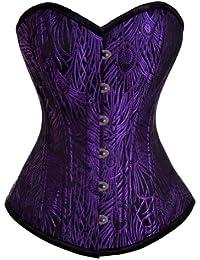 Corsets365 Violet Corset Serre Taille HB-015
