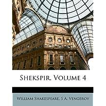Shekspir, Volume 4