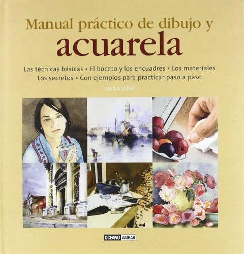 Descargar Libro Manual práctico de dibujo y acuarela: Un curso completo para debutantes (Tiempo libre) de Paula Leiva