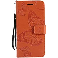 Shinyzone Huawei P20 Lite 3D Geprägt Schmetterling Muster PU Leder Brieftasche Hülle,Trageschlaufe & Eingabestift... preisvergleich bei billige-tabletten.eu