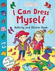 I Can Dress Myself: Activity and Sticker Book (Activity & Sticker B