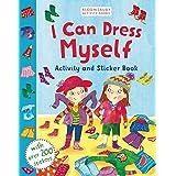 I Can Dress Myself: Activity and Sticker Book (Activity & Sticker Book)