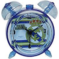 REAL MADRID CF® Despertador Translúcido