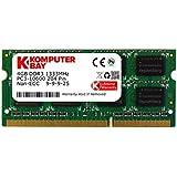 Komputerbay 4Go DDR3 SODIMM (204 broches) 1333Mhz PC3 10600 4Go (9-9-9-25)